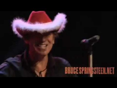 anta Claus is Coming to Town por Bruce Springsteen