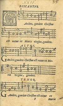 villancico-latin-Gaudete