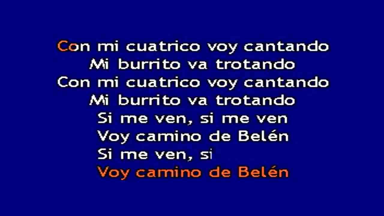 Canciones de navidad de espanol